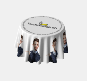 Bedruckte Tischtücher online bestellen im Shop