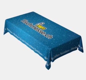 Tischmesse Tischtuch Tischdecke bedruckt online Shop